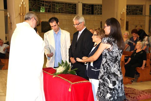 Anniversario Matrimonio Preghiera Dei Fedeli.20 Di Matrimonio Di Silvio E Teresa