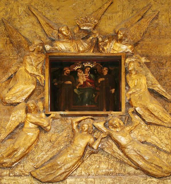 Risultati immagini per madonna consolazione eremo